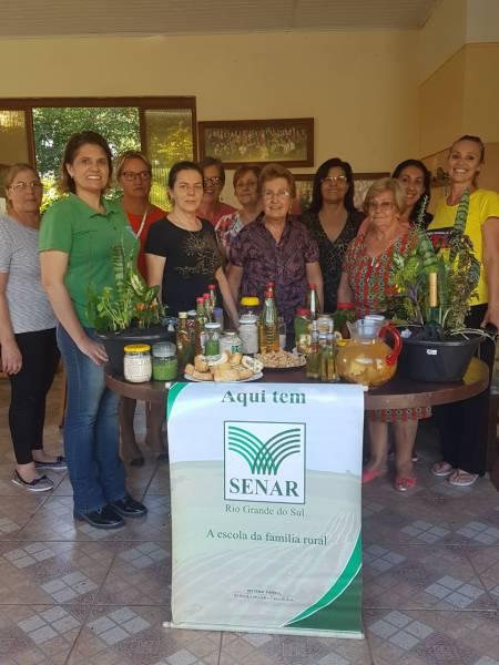 Curso Básico de Plantas Medicinais, Condimentares e Aromáticas