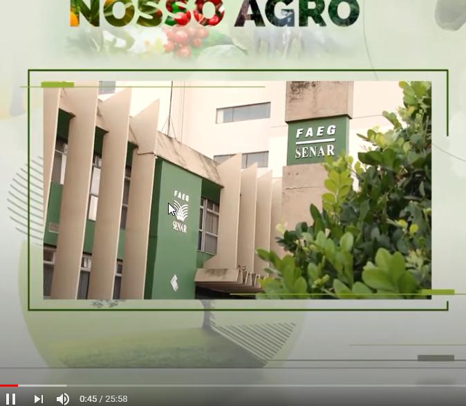 NOSSO AGRO – 25 de abril de 2020