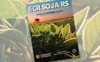 Estudo de cultivar de soja identifica diferença de até 38 sacos por hectare em uma mesma localidade