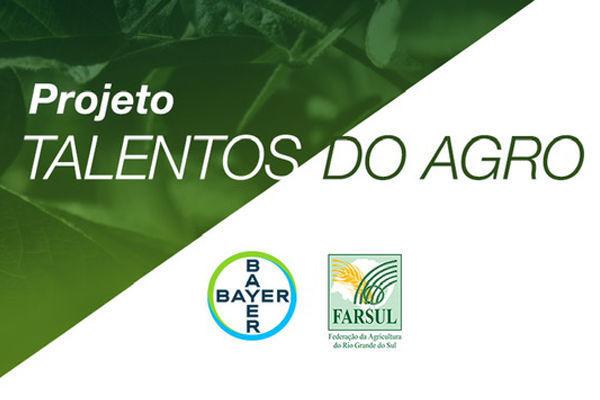 Farsul e Bayer firmam parceria para desenvolver jovens talentos no agronegócio