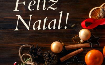Desejamos um Feliz Natal a Todos os Clientes e Amigos
